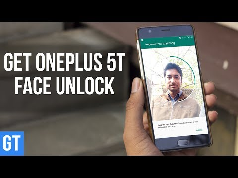 Get OnePlus 5T Face Unlock on Any Android Phone