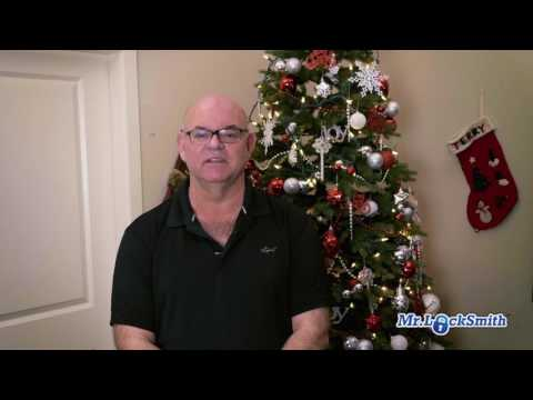 Top 10 Security Tips for Home During Holidays | Mr. Locksmith™ Video