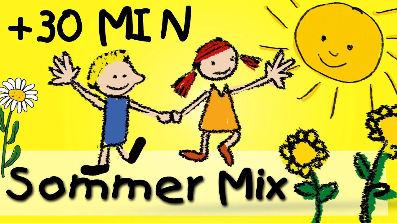 Sommer Mix  || Kinderlieder