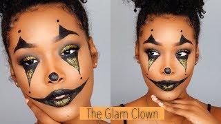 Halloween Makeup Easy Clown.Halloween Makeup Tutorial Scary Clown Easy Videos 9tube Tv