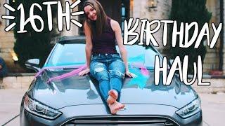 Download 16TH BIRTHDAY HAUL | Avryana Grace Video