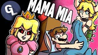 Download When Mario Cheats on Peach Video