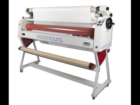 Easymount Sign Wide Format Roll Laminators