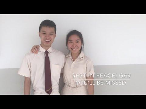 In Loving Memory of Gavin; ALL I WANT || KODALINE