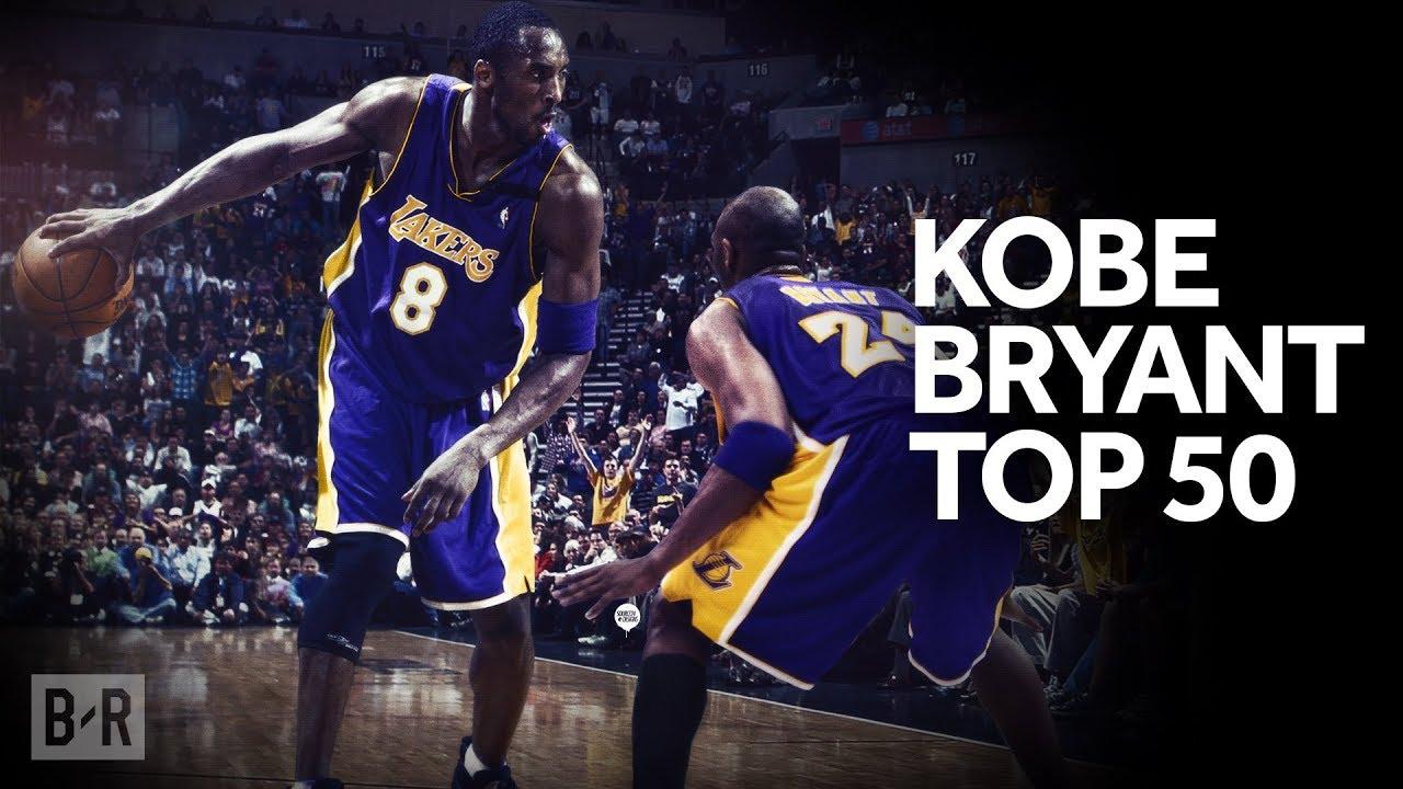 The Legend of Kobe Bryant (Tribute) - 20 Minutes of Kobe's TOP 50 NBA Highlights 🐐