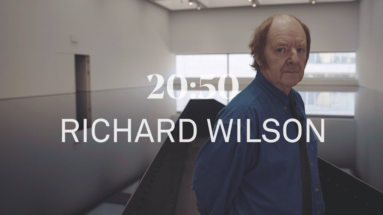 Richard Wilson at Space Shifters | In The Gallery
