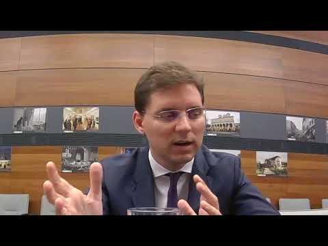 Victor Negrescu Romania Considering making 2019 year of biodiversity