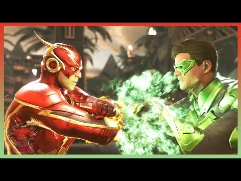 Injustice 2: Ultimate Edition - Unique Characters Clash Quotes Part 1