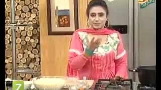 Special Zarda And Tikka Biryani by Rida Aftab   Zaiqa