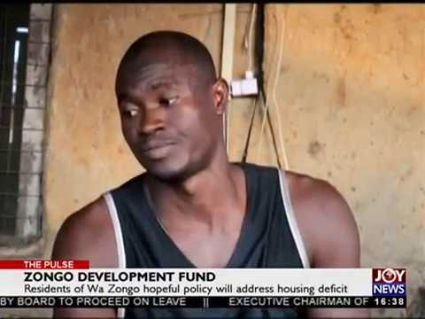 Zongo Development Fund - The Pulse on JoyNews (17-1-18)