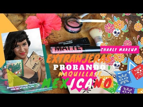 Extranjeras probando maquillaje mexicano |TNGO en Costa Rica