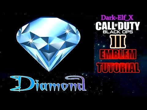 Black Ops 3 Emblem - Diamond