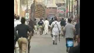 - Lyari Police Operation -SHAFI BALOCH REPORT