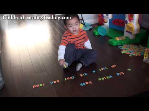 Teaching the Sound of Letter K - Reading With Children