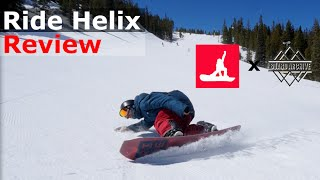 Ride Helix Snowboard Review mp3
