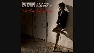 Armin van Buuren vs Sophie Ellis-Bextor - Not Giving Up On Love (Maxi-Single)
