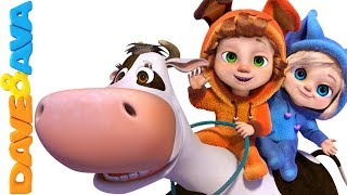 Nursery Rhymes Farm Animals Songs Nursery Rhymes And Baby Songs From Dave And Ava