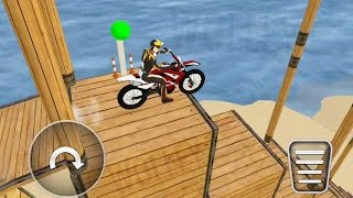 Tricky Wheels 2017 by Tapinator Finale Android Gameplay Hd Extreme Motor Bike Games For Kids