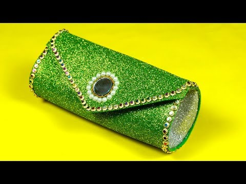DIY Handbag | How to Make Handbag For Women | Making of Clutch in Simple Way Tutorial