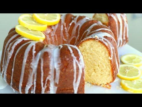 How to Make Lemon Pound Cake with Lemon Glaze - Episode 235