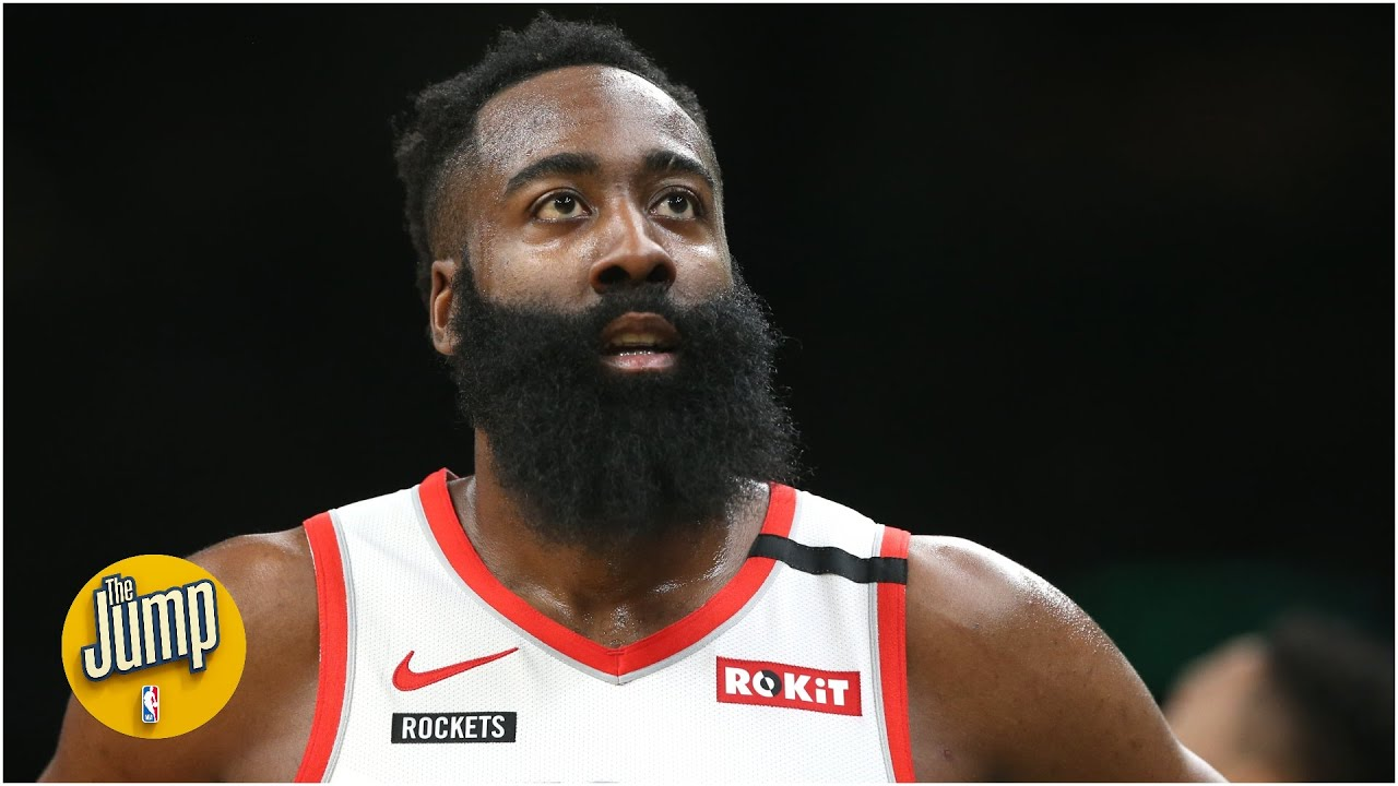How long will James Harden stay with the Houston Rockets? | The Jump