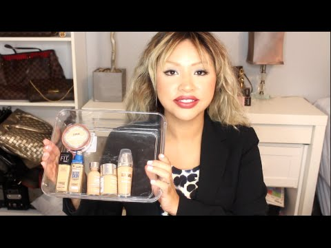 TOP DRUGSTORE FOUNDATIONS FOR DRY OR MATURE SKIN