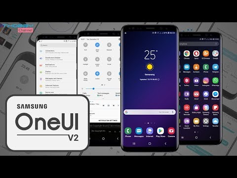 Samsung One UI V2 | New Samsung Theme