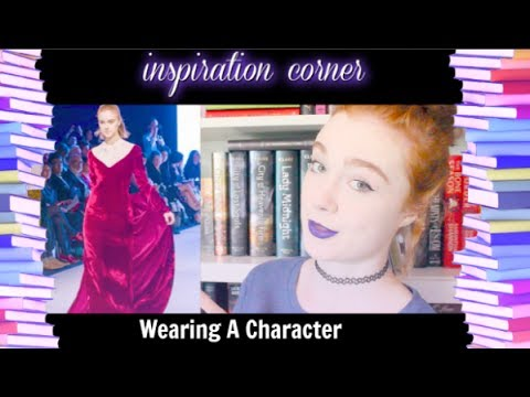 Using Fashion To Wear A Character