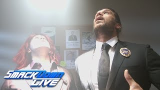 "Breezango searches for the truth in ""The Fashion X-Files"": SmackDown LIVE, July 18, 2017"