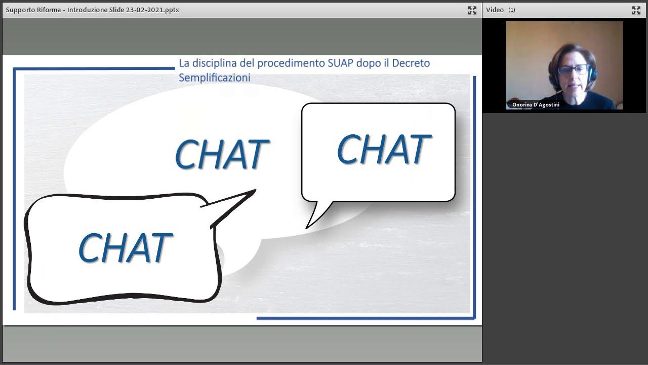 La disciplina del procedimento SUAP dopo il Decreto Semplificazioni