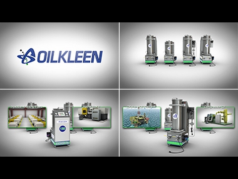 Varnish Removal Systems - OILKLEEN Product Line