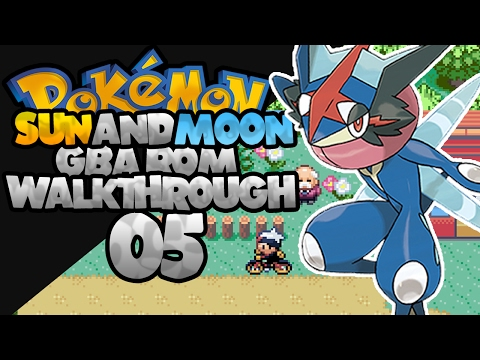 Pokemon Ruby Sun [Sun & Moon GBA] Part 6 (VIKAVOLT + Mauville)