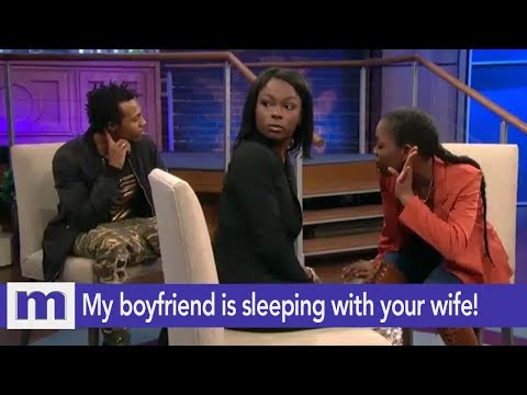 Xxx Mp4 My Boyfriend Is Sleeping With Your Wife The Maury Show 3gp Sex