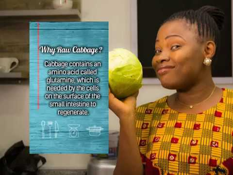 Cabbage juice; The Miraculous Juice for Ulcer
