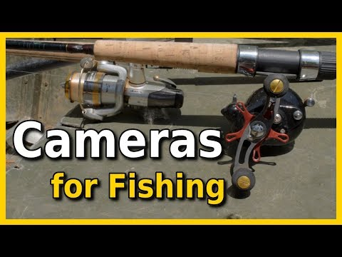 Best Cameras for Fishing Videos, part 1
