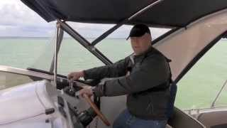Fairline Phantom 43AC from Motor Boat & Yachting