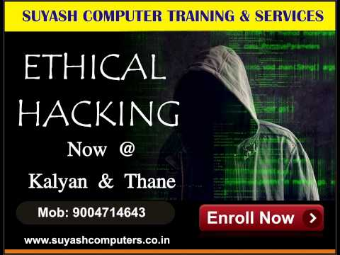Best Ethical Hacking Institute inThane
