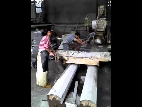 11 shuinan stone machine Manual stone edge cutting machine Stone slab cutting machine