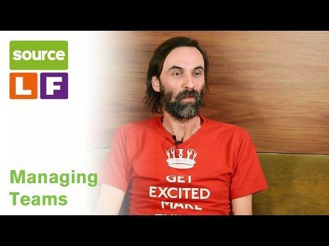 Managing Teams - Chief Creative Officer Simon Gill - Digitas LBi