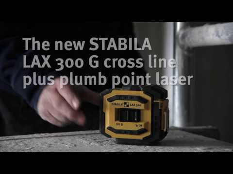 STABILA LAX 300 G – English