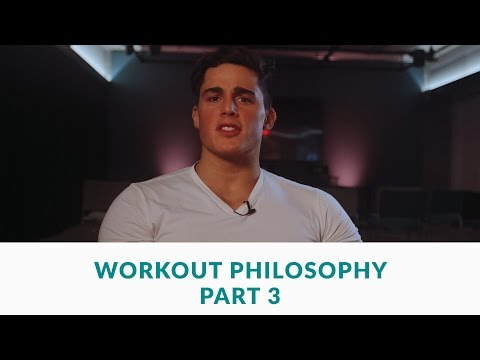 How much should I work out in a week? - Workout Philosophy #3 | Pietro Boselli