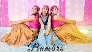 Bumbro | Mission Kashmir | Dance Cover | Dimpi & Simpi Choreography | Feat. Atlanta