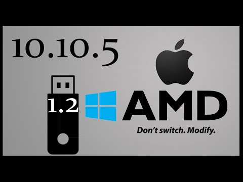 PART 1.2 (Yosemite) - Creating chameleon USB boot disk using WINDOWS