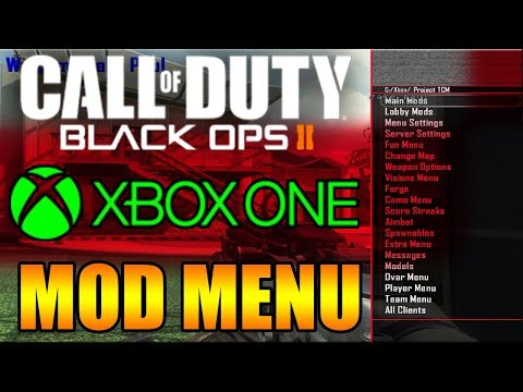 BLACK OPS 2 - HOW TO GET MODS OR A MENU DOWNLOAD! (XBOX ONE MODDING) Ft Jake Paul