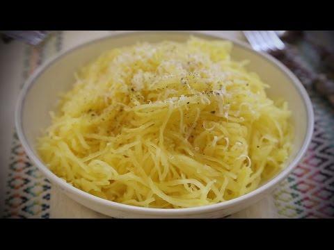 How to Make Slow Cooker Spaghetti Squash   Squash Recipes   Allrecipes.com