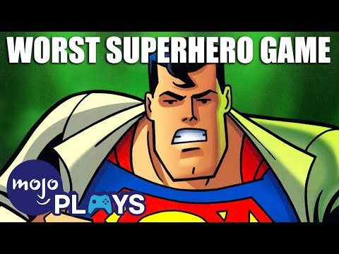 Superman 64: The Worst Superhero Game Of All Time