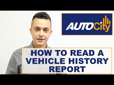 How To Read A Vehicle History Report (CARFAX, AutoCheck)