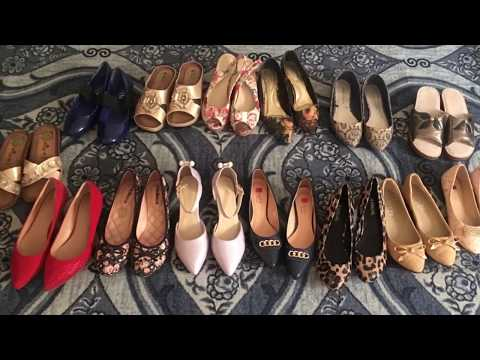 My shoes,pumps,flats,and sandals collection