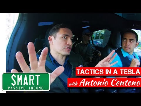 How to Get a Million Subscribers with Antonio Centeno [Tactics in a Tesla]