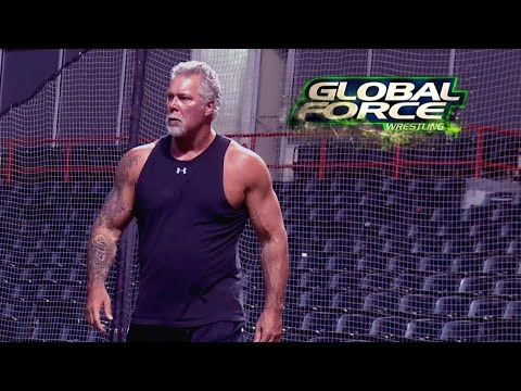 Kevin Nash Endorses the Bullet Club in Global Force Wrestling